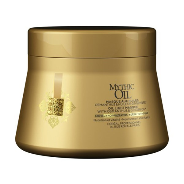L Oreal Professionnel Mythic Oil - Μάσκα (για λεπτά μαλλιά) - 200ml