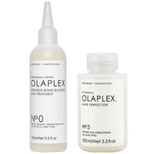Olaplex Hair Treatment Set (Olaplex No.0 155ml, Olaplex No.3 100ml)