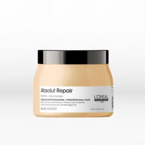 L΄Oreal Professionnel NEW Serie Expert Absolut Repair Gold Quinoa & Protein Μάσκα 500ml