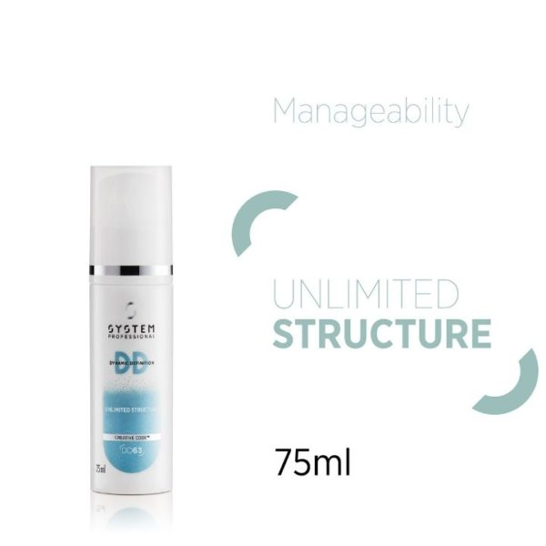 System Professional Dynamic Definition Unlimited Structure 75ml (DD63)